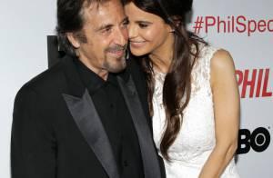 Al Pacino : Radieux à 72 ans au côté de sa girlfriend, 33 ans et très amoureuse