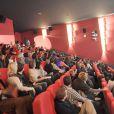 Omar Sy arrive dans la salle de la première du film De l'autre côté du périph à Berlin le 17 mars 2013.