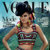 Isabeli Fontana et Mario Testino : Voyage en Vogue dans un Pérou coloré