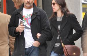 Viggo Mortensen : Amoureux et complice avec sa belle Espagnole Ariadna Gil