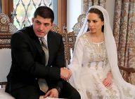 Princesse Iman de Jordanie : Sublime lors de son mariage avec Zaid Mirza