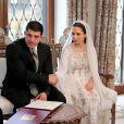 La princesse Iman de Jordanie, fille de la reine Noor et de feu le roi Hussein, a épousé le 22 mars 2013 son fiancé Zaid Azmi Mirza, à Amman, un mois avant son 30e anniversaire.