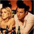 John Corbett et Sarah Jessica Parker dans Sex and The City