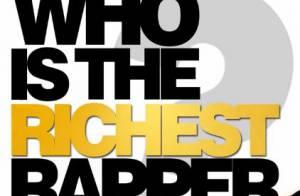 Jay-Z, 50 Cent, Diddy... : Qui est le rappeur le plus riche ?