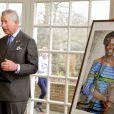 Le prince Charles s'exprimait le 27 mars 2013 aux jardins botaniques royaux de Kew sur la biologiste kenyane Wangari Maathai Muta, Nobel de la Paix 2004, décédée en septembre 2011.