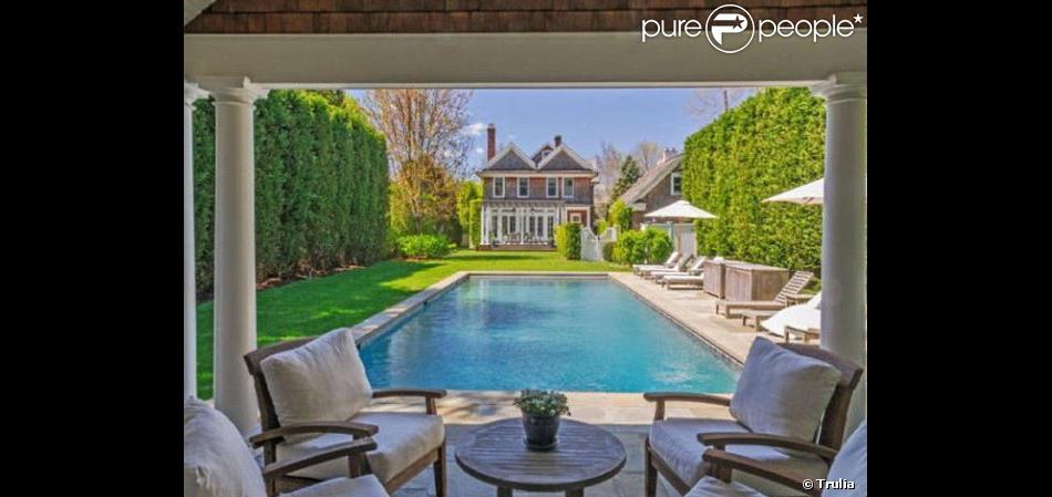 Brooke shields a achet une belle maison de 4 3 millions for Achete une maison