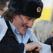 Gérard Depardieu, généreux, aurait offert son hôtel particulier au cinéma russe