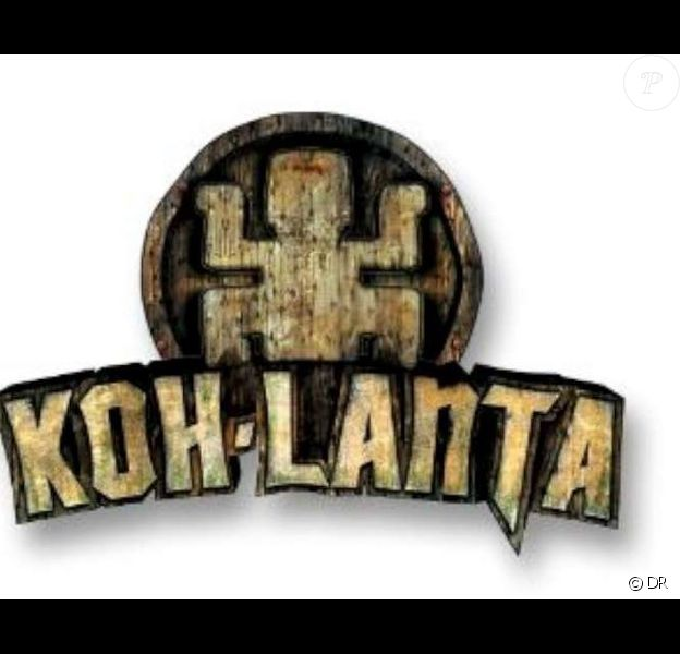 Logo de l'émission de TF1, Koh Lanta. L'édition 2013 a été annulée après la mort tragique d'un candidat, Gérald Babin, 25 ans, le 21 mars 2013.