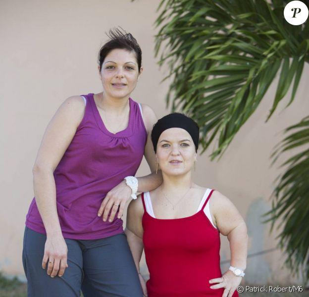 Pékin Express : le coffre mauditAurore et Charline, les copines battantesAurore : 31 ans - hôtesse d'accueil (Mourenx, en Aquitaine)Charline : 36 ans - coiffeuse (Mourenx, en Aquitaine)