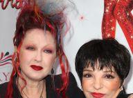 Liza Minnelli et Cyndi Lauper: deux icônes et des boots érotiques à Broadway