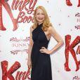 Patricia Clarkson à la première du spectacle Kinky Boots à Broadway (New York) le 4 avril 2013.