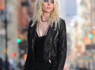 Taylor Momsen : Poupée trash et gothique à New York