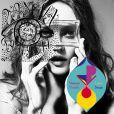 Pochette de l'album Love Songs, dernier opus de Vanessa Paradis dans les bacs le 13 mai 2013.