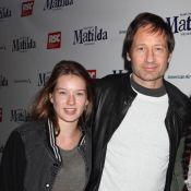 David Duchovny : Avec sa fille Madelaine, il n'a rien du sulfureux Hank Moody