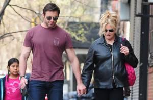 Hugh Jackman : Fier papa et mari comblé qui fête ses 17 années de mariage