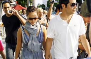 PHOTOS : Jessica Alba et son mari, pause amoureuse à L.A ...