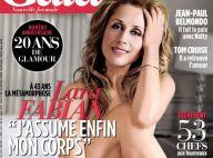 Lara Fabian nue dans Gala : Belle et sensuelle, elle se dévoile sans complexes