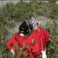Trek en pleine réserve naturelle dans Pékin Express 2013, mercredi 17 avril 2013 sur M6