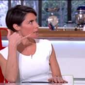 Alessandra Sublet quitte C à vous : L'animatrice ''dément'' avec humour !