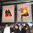 Le magazine Stylist a été lancé hier, jeudi 18 avril 2013 lors d'une soirée organisée à la Gaîté Lyrique à Paris.
