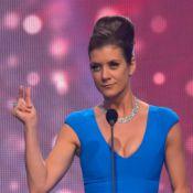Kate Walsh : Resplendissante et pleine de classe à Vienne