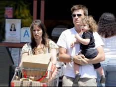 PHOTOS : Jason Bateman, shopping en famille !