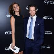 Mark Wahlberg et sa femme Rhea : Les muscles et le glamour pour 'Pain and Gain'