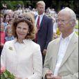 Anniversaire de Victoria de Suède : ses parents le roi Charles Gustave et la reine Sylvia