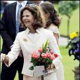 Anniversaire de Victoria de Suède : la reine Sylvia