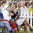 Anniversaire de Victoria de Suède : la reine Sylvia et la princesse Madeleine