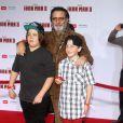 Andy Garcia lors de l'avant-première du film Iron Man 3 à Hollywood (Los Angeles) le 24 avril 2013