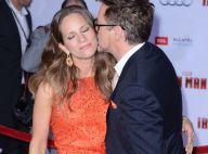 Robert Downey Jr. : Un Iron Man fou d'amour pour Susan devant toutes les stars