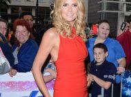 Heidi Klum : Pas très originale, elle plagie un look de sa collègue Mel B