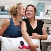 Sandrine Bonnaire : Lumineuse et complice auprès de sa soeur Lydie