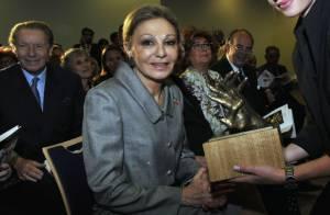 Farah Pahlavi : L'art et la manière, à Monaco, à la mémoire de son fils décédé