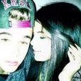 Justin Bieber a posté une photo de lui avec Selena Gomez, dimanche 21 avril 2013.