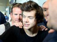 One Direction: Harry Styles débarque à Paris après avoir séduit Kimberly Stewart