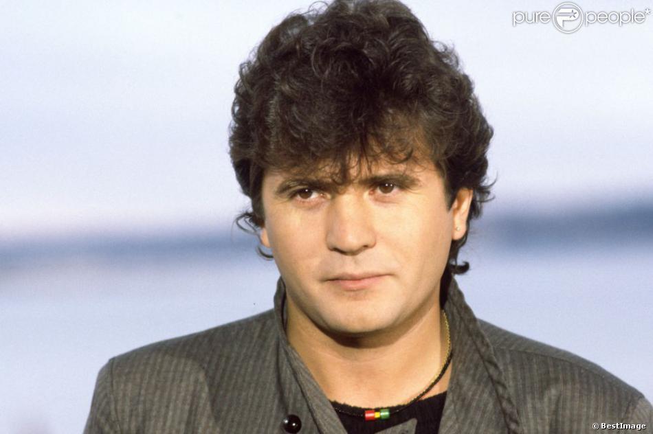 Daniel Balavoine en 1984.