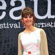 Laëtitia Milot le 5 avril 2013 au Festival de Beaune