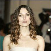 Keira Knightley : Sa robe de mariée recyclée ? Un incroyable fashion faux-pas