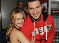Hayden Panettiere : Supportrice glamour de son boxeur chéri sur le ring !
