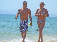 PHOTOS : Fabio Cannavaro, la star du foot italien, sur la plage en famille!