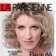 Alexandra Lamy en couverture de La Parisienne - mai 2013