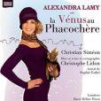 Alexandra Lamy est la Vénus au phacochère sur les planches du théâtre de l'Atelier