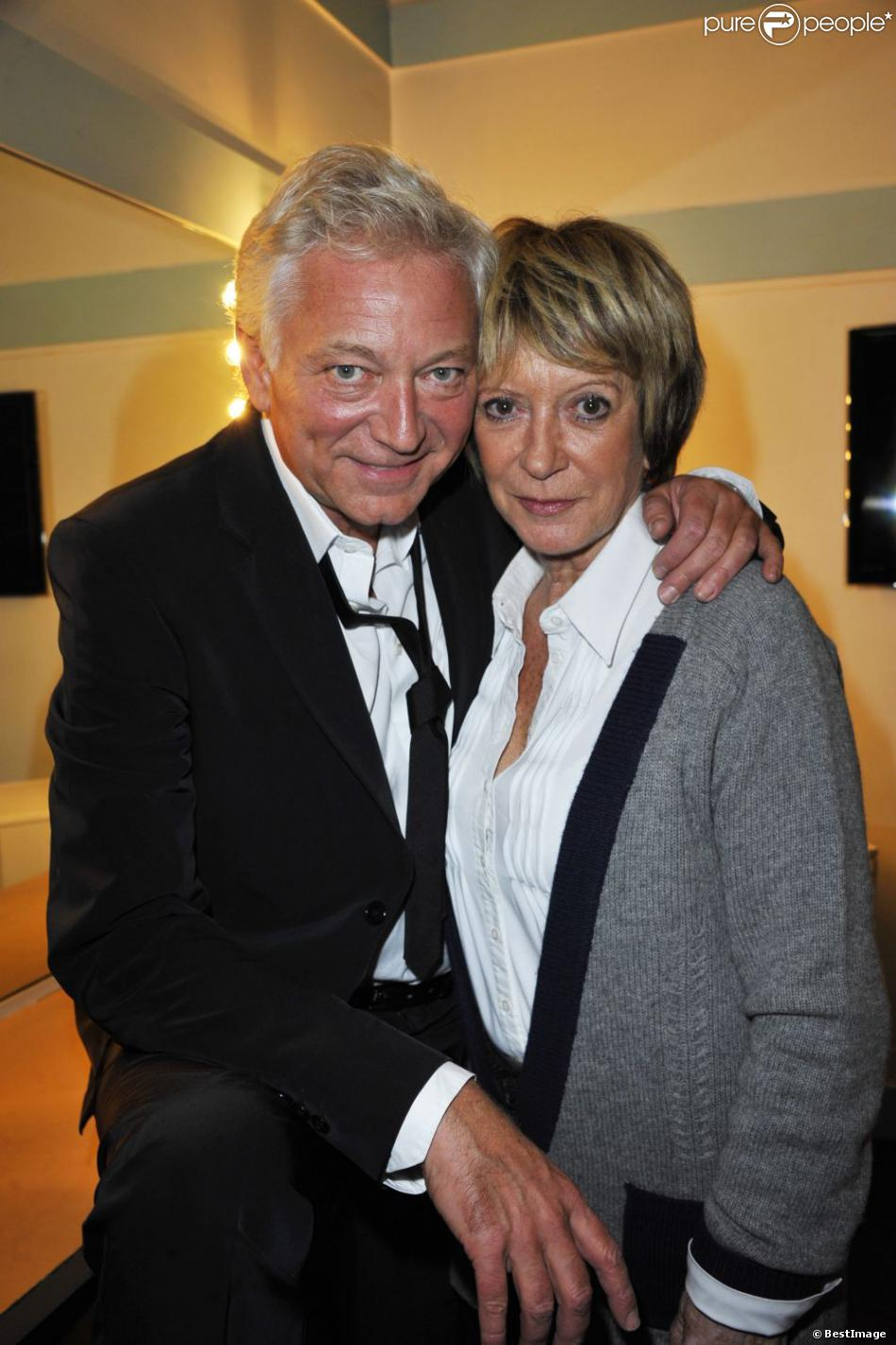 Exclusif : Alice Dona et Laurent Boyer à Paris, le 8 octobre 2011.
