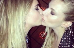 Cara Delevingne : Baiser avec Sienna Miller avant de repartir avec Rita Ora