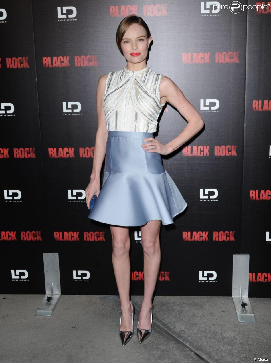 Kate Bosworth lors de l'avant-première du film Black Rock au ArcLight Theater de Los Angeles, le 8 mai 2013.