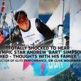 Andrew Simpsons, décédé le 9 mai 2013 après le chavirage de son catamaran Artemis Racing dans la baie de San Francisco dans le cadre de la Coupe de l'America