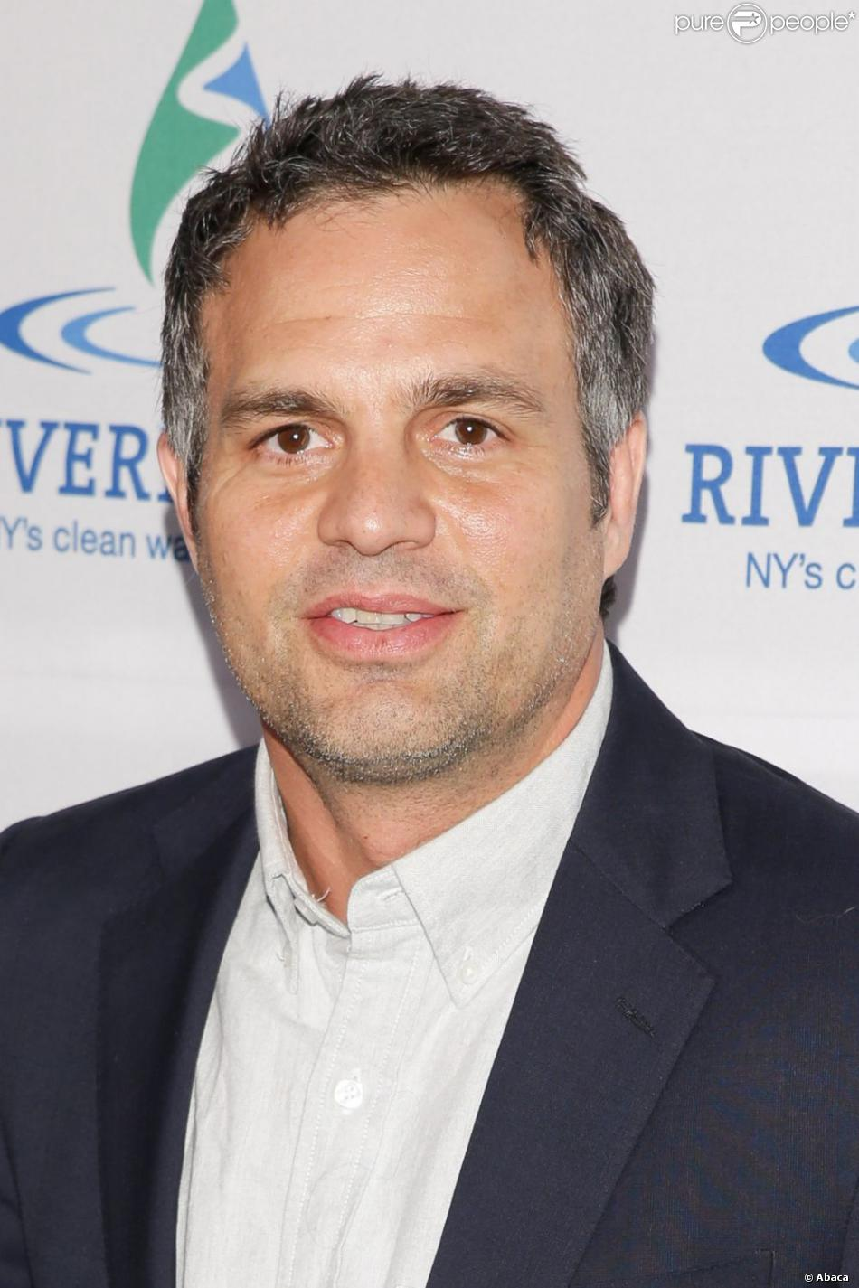 Mark Ruffalo à New York le 16 avril 2013.