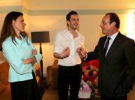 Alex Beaupain à l'Olympia : Rencontre avec François Hollande, son premier fan